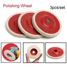 Metal Felt Polish Disc Angle Grinder Wheels Wool Polishing Wheel Buffing Pads