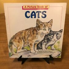 A Picture Book Of Cats by Joanne Mattern (A Picture Book of Series) Vg Condition