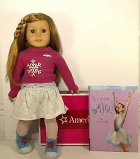 Mia - 2008 American Girl of the Year Doll, Bravo Mia! & Outfit IN BOX [retired]