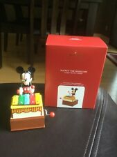 2020 Hallmark Mickey the Musician MIB in hand