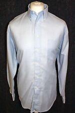 "The Original BEN SHERMAN Mens Blue Long Sleeved Shirt Size 16"" 41"