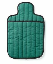 Hotties Quilted Green Microwave Hot Water Bottle Heat Pad Hand Body Warmer