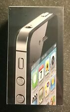 Apple iPhone 4 - 8GB - Black ( A1349 (CDMA) -- New in Box- great collectors item