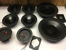 Vintage  Polk Audio Monitor 10 Speakers