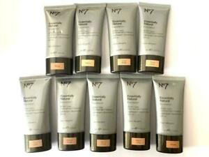 No7 Essentially Natural Foundation - 40ml - All Skin Types - Please Choose Shade