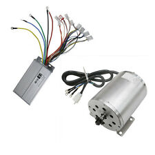1800W 48V Brushless Electric Motor and Controller for ATV Go Kart Scooter Parts