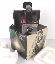 polaroid land camera zip con scatola