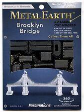 Metal Earth THE BROOKLYN BRIDGE 3D Puzzle Micro Model