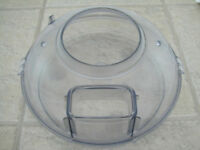 Reconditioned Rainbow 2 qt Water Bowl For Rainbow Vacuum E Series E2 Models