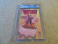 Batman Adventures #16 Joker Harley Quinn Cover CGC 9.8 1994 DC White Pages