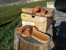 NUOVO Timberland 62145 Estela n.38.5 scarpe sandali donna