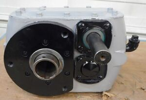FORT WORTH GEAR DRIVE, SPEED REDUCER, CD111, RATIO: 11.26, NO NAME PLATE