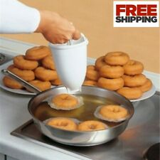 Donut Maker Machine Perfect Yeast Doughnuts Babycakes Fried Mini Bella Donuts