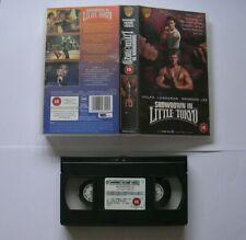 VHS Showdown In Little Tokyo Dolph Lundgren Brandon Lee Pre Enjoyed