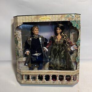 Ken Barbie Romeo Juliet Limited Edition 19364 Together Forever Collection NRFB
