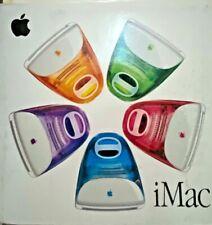 "Blueberry Apple iMac 15"" Desktop Computer in Original Box."