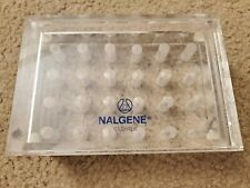 Acrylic Nalgene Beta Centrifuge TUBE RACKtube rack holder LID 71-6720-0150