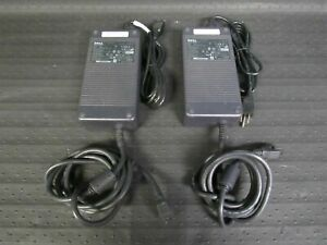 Lot of 2 Genuine Dell 220W DA-2 Family 8-Pin Power Adapter D220P-01 MK394 USFF