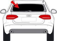 VOLVO S60 4dr 2010 en la ventana de cortinas de coche UV Sol persianas de vidrio de Privacidad Tinte Negro