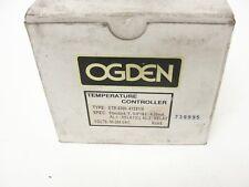 New Ogden Temperature Control, ETR-8300-4133110, 90-264 VAC 50/60 Hz
