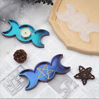 Sun Moon Phase Box Plate Shape Resin Mold Diy Candle Holder Jewelry Making