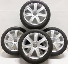"B8 Audi Style New Alloy Wheels 18"" 5x100 5x112 Vw Audi Used Winter Tyres 2454018"