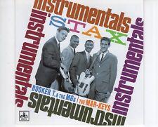 CD BOOKER T & THE MG'S / THE MAR-KEYSStax instrumentalsEX (A1970)