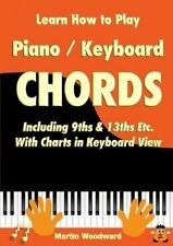 Learn How to Play Piano / Keyboard Chords Including 9ths & 13ths Etc. With Chart
