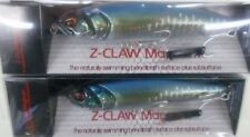 leurre dur zenith z claw magnum tuna lot de 2