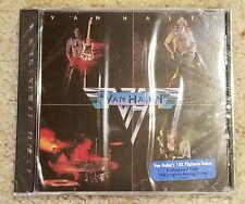 VAN HALEN - Self Titled - Jewel Case CD - Remastered Brand new