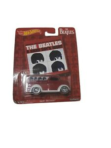 HOT WHEELS THE BEATLES A HARD DAY'S NIGHT DAIRY DELIVERY TRUCK