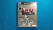 Zelda The Wind Waker - Edición limitada Nuevo - Pal España Nintendo Gamecube Cj2