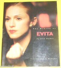 Making of the Movie Evita 1996 Great Pictures! Nice See!