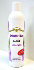 Kräuter-Bad Badeöl Lavendel 500ml