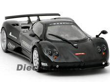 PAGANI ZONDA F NURBURGRING DIECAST MODEL 1:24 BLACK BY MOTORMAX 73370