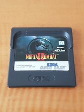 Sega Game Gear Game - Mortal Kombat II