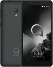 "SIM Free ALCATEL 1C 4.95"" 8GB 1GB 8MP 3G Android SMARTPHONE - Black UK VERSION"