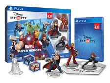 PlayStation 4 Disney Infinity 2.0 Marvel Superheroes S VideoGames