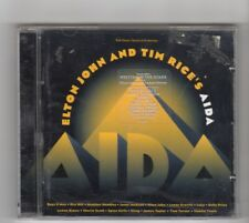 (HW356) Elton John & Tim Rice's Aida - 1999 CD