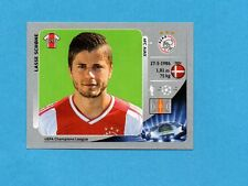PANINI-CHAMPIONS 2012-2013-Figurina n.273- SCHONE - AJAX -NEW BLACK