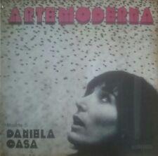 Daniela Casa – Arte Moderna LP Cacophonic Alessandroni Morricone Umiliani