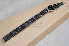 Electric Guitar Neck  24 Fret Maple Parts Replacement for Ibanez style
