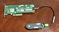 HP 504022-001 P400 8-CH PCI-e SAS Raid Controller 512MB with BBWC