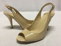 Enzo Angiolini EAMYKELL Women's Heels Dress Shoes,Bridal .Beige, Size US 7.5 M
