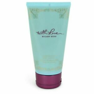 Hilary Duff With Love Body Lotion (Unboxed) 150ml Womens 100% Genuine (New)