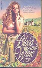 Blood and Wine by Colvin, Penny