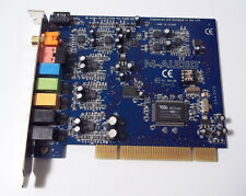 M-Audio Revolution PCI Card Rev. 4 7.1 Channel Internal Sound Audio Card