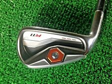 TaylorMade R-11 6-iron Fujikura Regular-flex graphite shaft & Ping grip Men LEFT