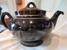 Royal Canadian Art Pottery teapot Hamilton Canada 6 cup dripless Vintage