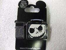 Disney Pin 1st Edition Jack Skellington Lunchbox & Thermos 2 Pin Set 2010 pin122